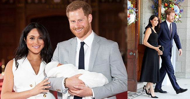 Meghan Markle and Harry Spends £50,000 on Soundproofing the Residence for their Newly-Born Prince Archie