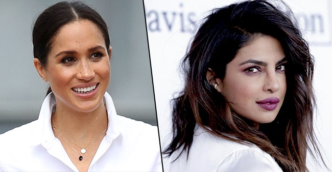 Priyanka Chopra Declines the Rumors of Her Meeting Meghan Markle's Son Archie