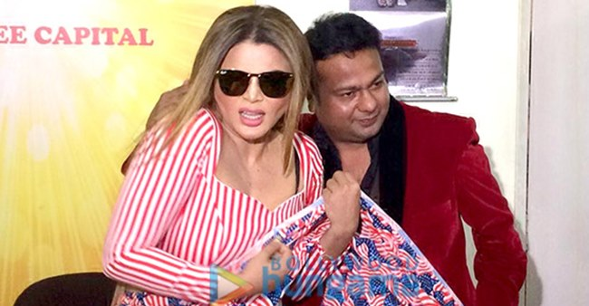 Rakhi Sawant to Participate in the Next Season of Salman Khan's Bigg Boss alongside Her Boyfriend Deepak Kalal