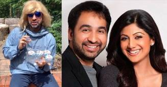 Watch: Shilpa Shetty's husband Raj Kundra wearing a wig and imitating her is the most hilarious thing we came across today
