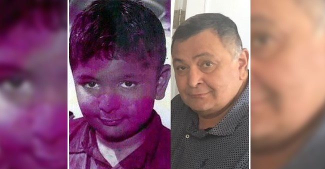 Neetu Kapoor shares Rishi Kapoor's then and now pic and proves that Faceapp is exaggerated
