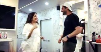 Watch: Neena Gupta's viral video where she is dancing with Punjabi Singer Jassie Gill on 'Nikle Current'