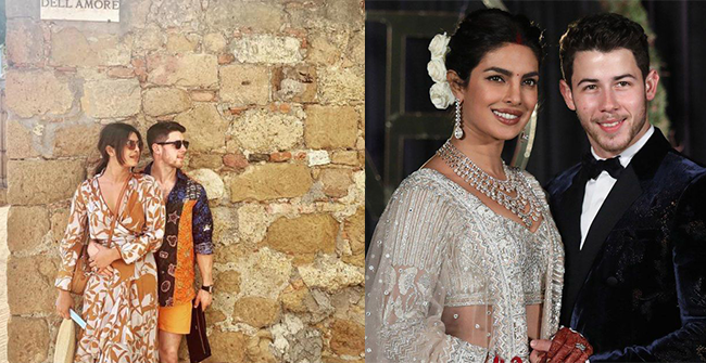 Priyanka Chopra and Nick Jonas's Latest Holiday Picture Screams Out Couple Goals, see pics