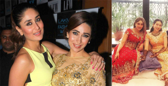 Watch: Karisma and Kareena Kapoor's Thowback Picture is Doing the Rounds on Internet and For Good Reason