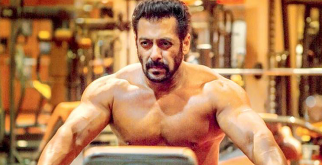 Bollywood's Bhaijaan Salman Khan Plans to Open His Own Chain of 300 Gyms Across India by 2020