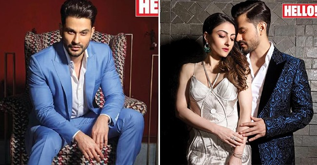 Soha Ali Khan and Kunal Khemmu Look Every Bit Royal on the Hello Magazine' Cover Picture, see pics