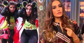 Naagin 3 Fame Surbhi Jyoti Shares Goofy Pictures of Herself from the Sets of Khatra Khatra Khatra