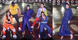 Watch: Kareena Kapoor's Sensous Perfomance on 'Raat Ka Nasha' at the stage of Dance India Dance 7