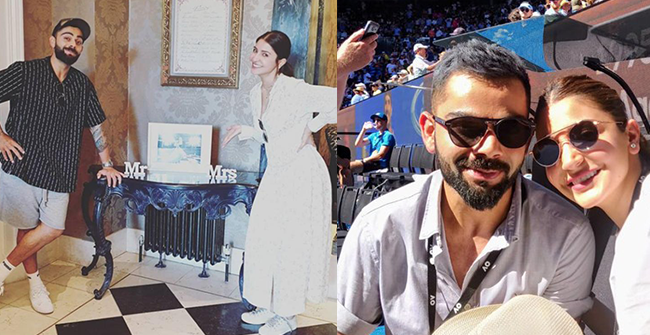 Anushka Sharma and Virat Kohli's Latest Pictures Go Viral, Fans Can't Have Enough of Them