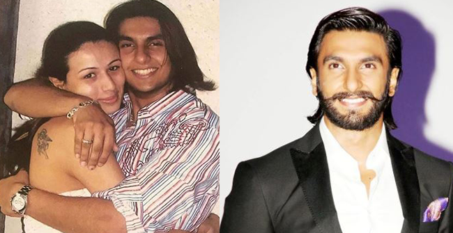 Ranveer Singh's throwback picture with long hair has become an internet sensation, see pics
