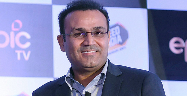 Virender Sehwag's Hilarious Tweet About Duckworth Lewis Method has the Internet Laughing