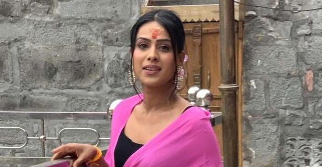 Nia Sharma shares her experience after exploring the city of temples Ujjain