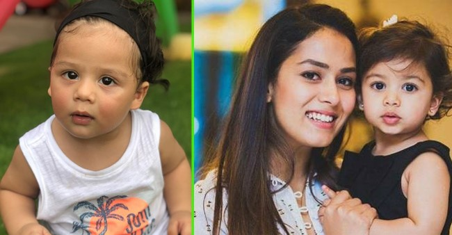Mira Rajput's Latest Picture of Her 'Baby Bear' Zain is the Cutest Thing You Will See Today