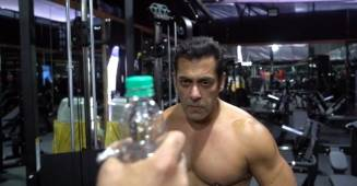 Watch: Salman Khan 'Blows' our minds with his unique Bottle Cap Challenge video