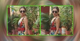 Malaika Arora just wore the perfect dress for a brunch outing, see pics