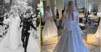 Revealed: Sophie Turner's Unique Wedding Gown Took 1,000 Hours to Make and Further Details About Her Stunning Dress
