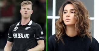Shibani Dandekar's Heart Warming Tweet For The Dejected Jimmy Neesham Is Going Viral