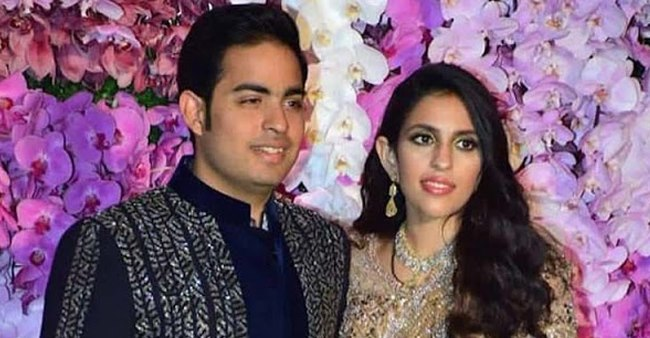 Ambani Family Wished Their New 'Bahu' Shloka in an Effusive Birthday Post; Watch Video