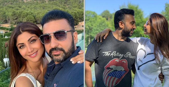 Raj Kundra's latest post dedicated to wife Shlipa Shetty is all things love – Picture Inside