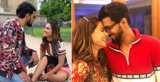 Hina Khan Shares A Series Of Throwback Pictures With Beau Rocky Jaiswal