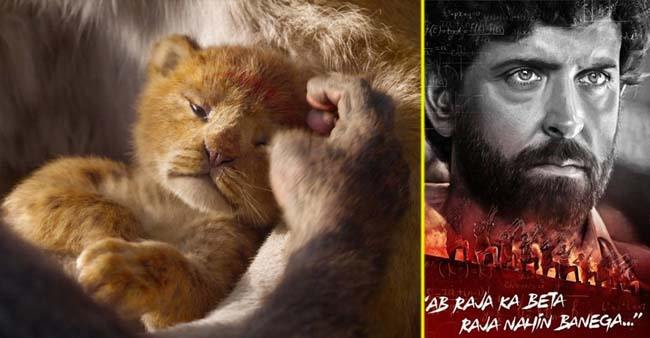 Box Office Collections: The Lion King and Super 30 continue their march at the BO
