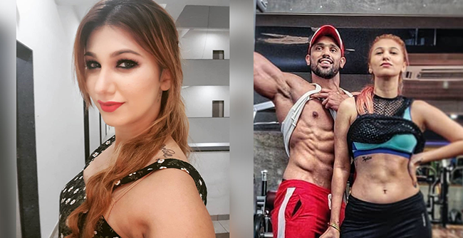 In Pictures: Jasleen Matharu's Transformation as she flaunts her abs on social media