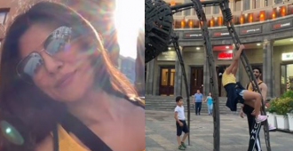 Sushmita Sen Along With Family Is On Vacation Spree In Yerevan, Shares Video