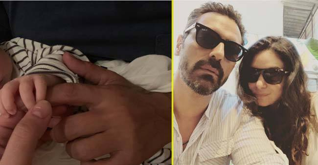 Breaking: Arjun Rampal and Girlfriend Gabriella Announce Newborn's Name – Details Inside