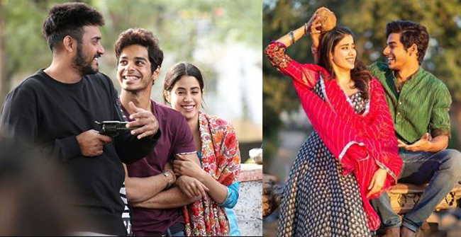 Ishaan Khatter jots down nostalgic note as Dhadak completes 1 year