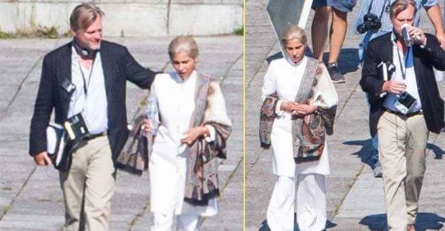 Dimple Kapadia's first look from Christopher Nolan's film revealed, see pics