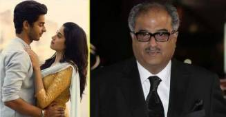 Boney Kapoor responds to rumours of Janhvi dating Ishaan Khatter – Details Inside