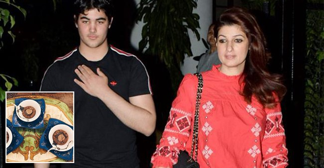 Twinkle Khanna gets treated to a special dinner night by her son Aarav – Details Inside
