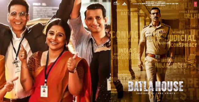 Box Office Collections: Mission Mangal ousts Batla House by a big margin on Day 1