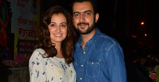 Dia Mirza and husband Sahil Sangha announce their separation after 11 years of marriage