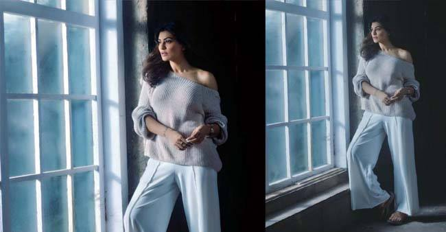 In Pictures: Sushmita Sen looks like a goddess incarnate in her latest picture