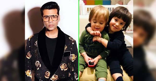 'I can't believe that I have people that call me 'Dadda': Karan Johar about being a father