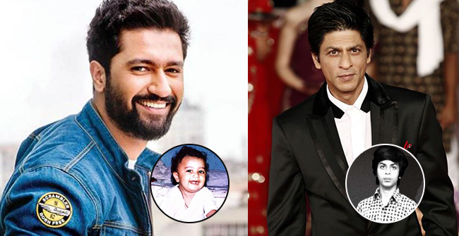 This is how Bollywood celebs looked like in their childhood, feat SRK, Alia Bhatt and more