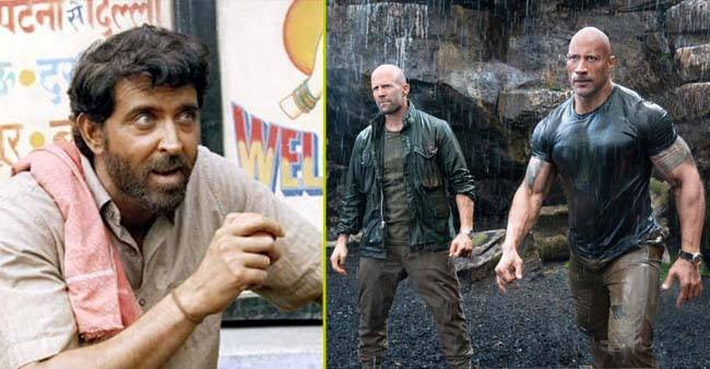Box Office Collections: Super 30 nears 140 cr mark, Hobbs and Shaw mints 43 cr in three days