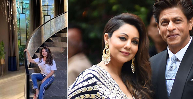 Step into Shah Rukh Khan and Gauri Khan's abode Mannat with brand new unseen pictures
