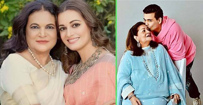 Motherly Love: Rare pictures of Bollywood celebs and their lovely mothers