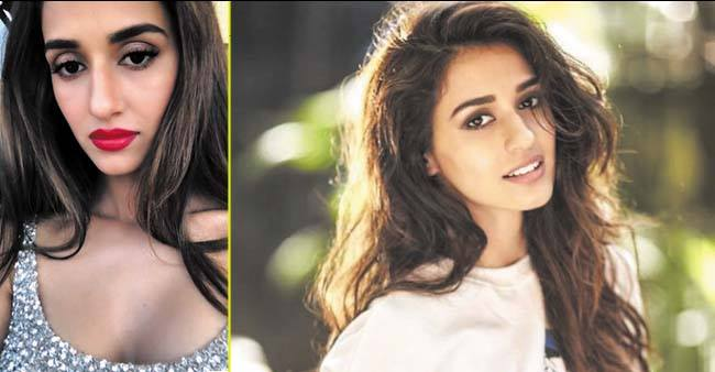 Disha Patani flaunts her bold red lips in latest selfie – Pictures Inside