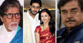 Shatrughan Sinha reacts on not being invited to Aish and Abhishek's wedding – Details Inside