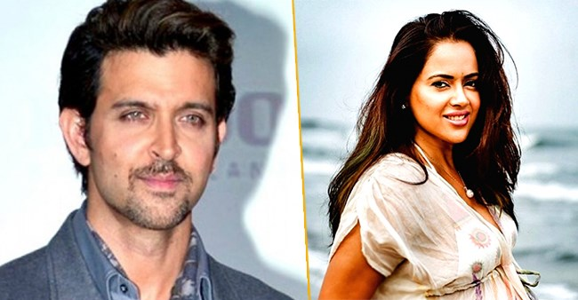 Sameera Reddy reveals how Hrithik Roshan helped her to overcome her stammer and gain confidence