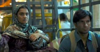 Revealed: Sacred Games fame Amruta Subhash also played a part in the movie Gully Boy
