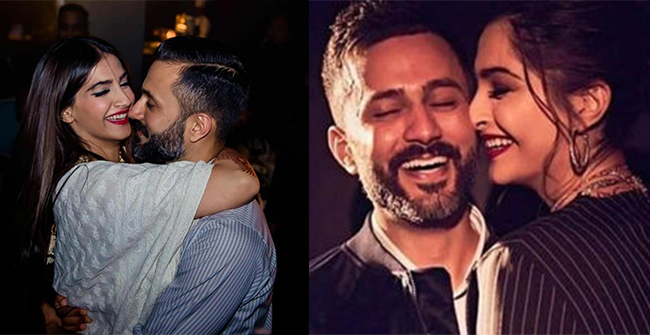 Anand Ahuja misses his wife Sonam Kapoor as he posts an adorable pic for her, check it out