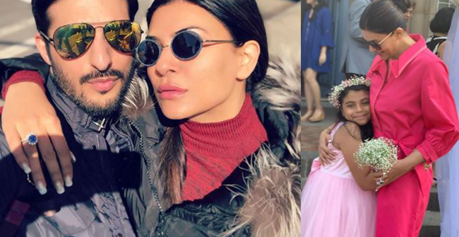 Rohman Shawl posts a cute birthday wish for Sushmita Sen's youngest daughter Alisah – Details Inside