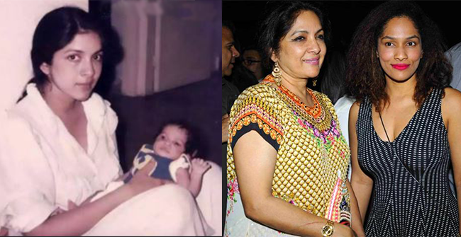 Masaba Gupta shares a major throwback picture from her childhood that is breaking the internet