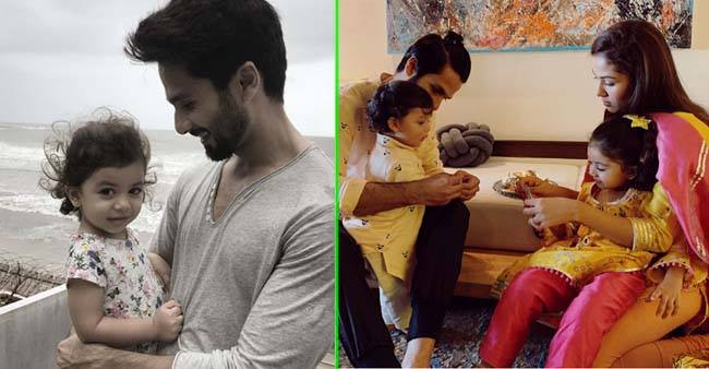 Misha Kapoor Birthday Special: Some of the best pictures of Shahid's little munchkin