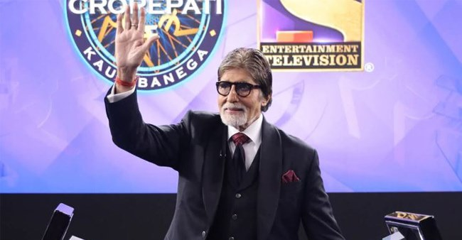 KBC Season 11: A contest just gave tips to Big B on how to sharpen brain memory, leaves him amused