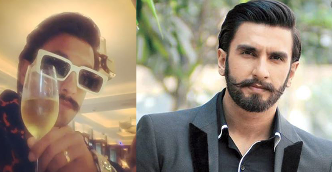 Ranveer Singh Announces Wrap-Up of His Upcoming Flick '83 London Schedule